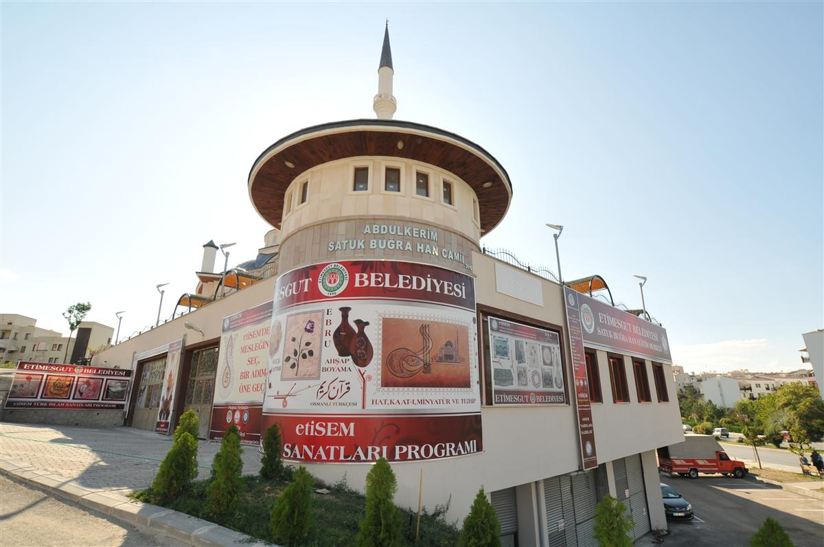 Yunus Emre Kultur Ve Spor Merkezi