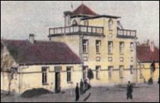 Atatürk'ün av köşkü olarak da kullandığı Nahiye Müdürlüğü binası