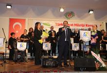 ETİMESGUT'TA SANAT MÜZİĞİ KEYFİ